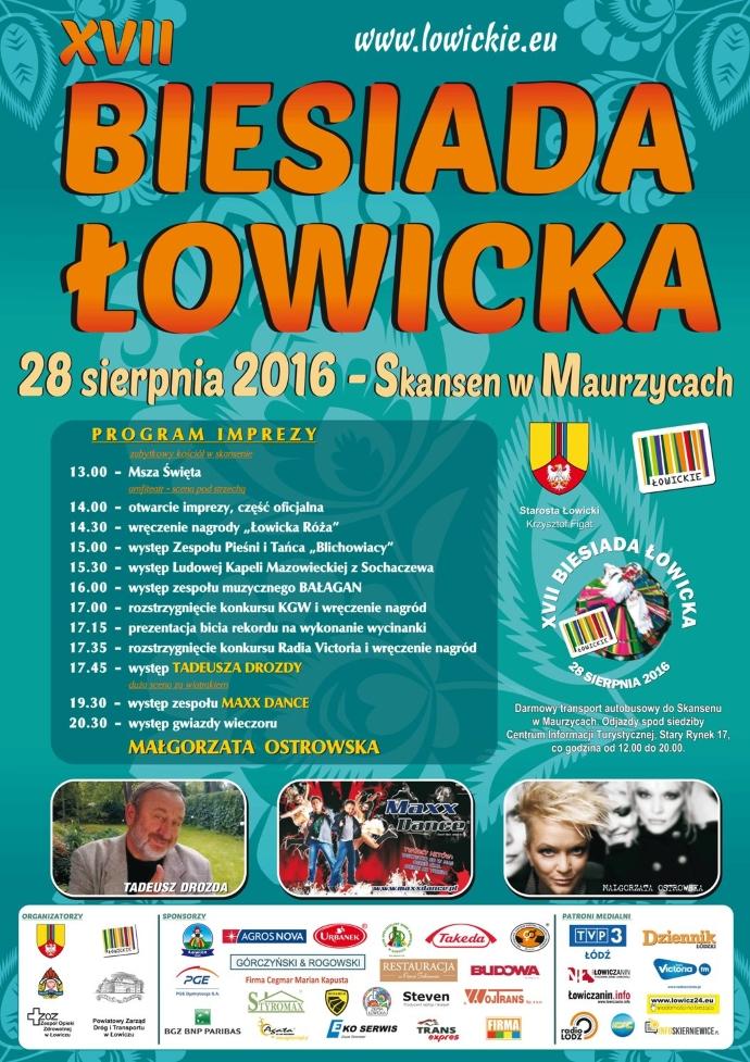 XVII Biesiada Łowicka